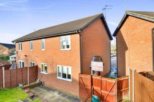 Thumbnail Property to rent in Porlock Lane, Furzton, Milton Keynes