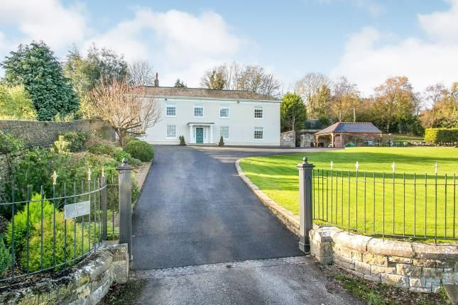 Thumbnail Detached house for sale in Pentre Road, Halkyn, Holywell, Flintshire
