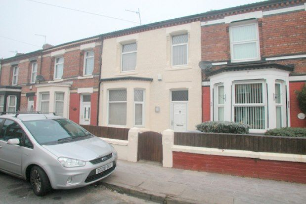 Thumbnail Terraced house to rent in Fairfield Road, Birkenhead