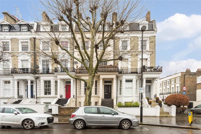 Thumbnail Terraced house for sale in Sutherland Avenue, London