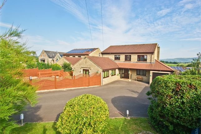 Thumbnail Detached house for sale in Millbrook, Bleadney, Nr. Wells, Somerset