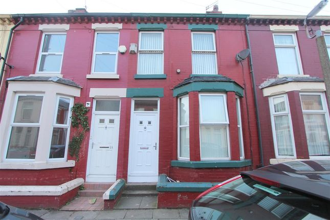 Thumbnail Terraced house for sale in Ingrow Road, Kensington, Liverpool