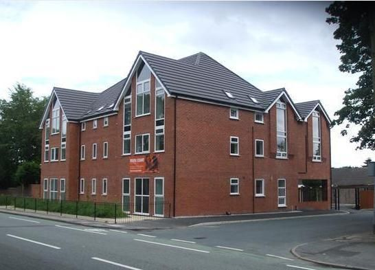 2 bed flat to rent in Cowburn Street, Hindley, Wigan WN2