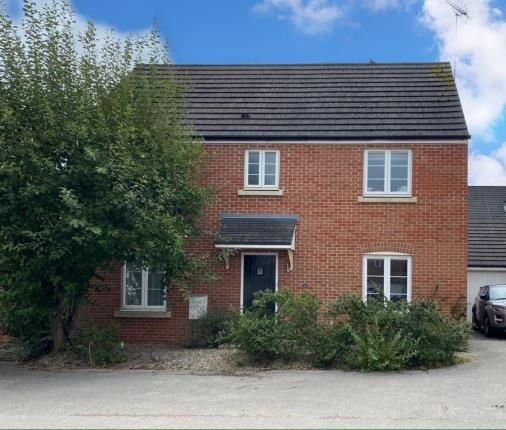 Thumbnail Detached house for sale in Shawbury Avenue Kingsway, Quedgeley, Gloucester, Gloucestershire