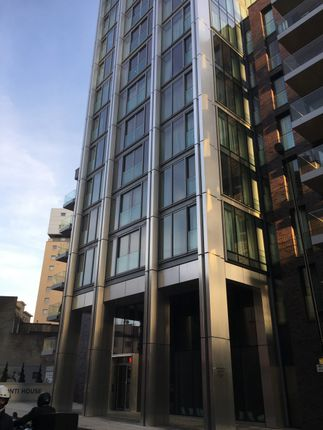 Thumbnail Flat for sale in Alie Street, Goodman Fields, Whitechapel, London
