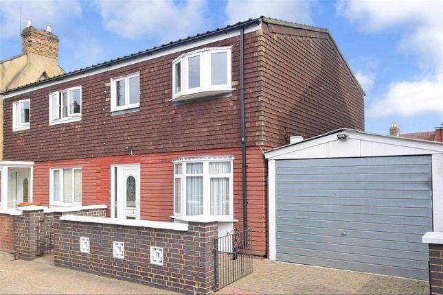 Thumbnail Semi-detached house for sale in Harcourt Avenue, Manor Park, London