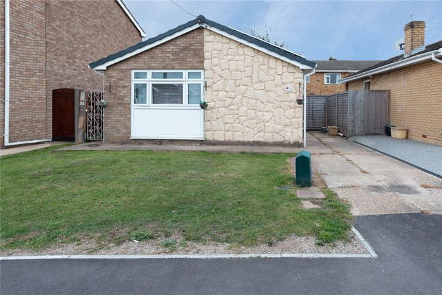 Thumbnail Bungalow for sale in Hallet Road, Canvey Island, Essex
