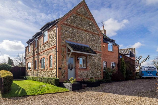Thumbnail Detached house for sale in Craymere Road, Briston, Melton Constable