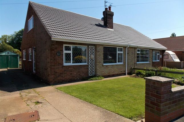 Thumbnail Semi-detached house for sale in St. Francis Grove, Laceby, Grimsby