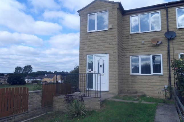 3 bed semi-detached house to rent in Clarkson Close, Heckmondwike WF16