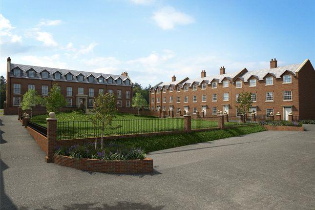 Thumbnail Flat for sale in Burlingham Square, Rosebank, Worcester