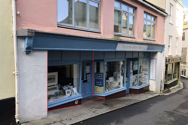 Thumbnail Retail premises to let in 10A, Lostwithiel Street, Fowey