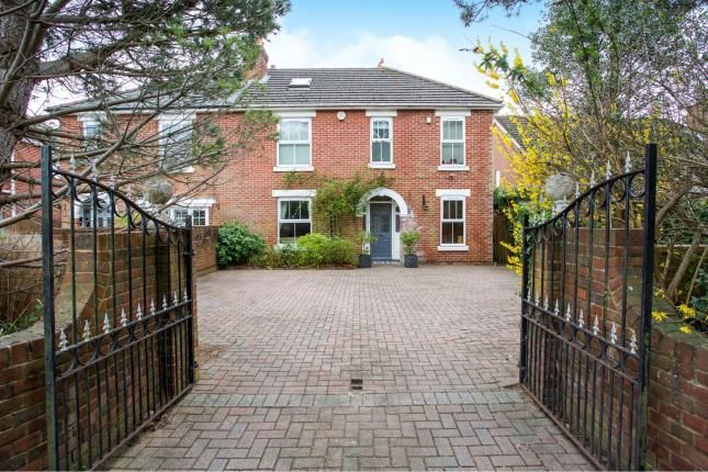 Thumbnail Semi-detached house for sale in Sarisbury Green, Southampton, Hampshire