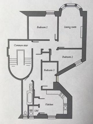 Floorplan of Morningside Drive, Morningside, Edinburgh EH10