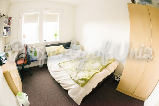 Thumbnail Flat to rent in Cranmer Street, City Centre, Nottingham