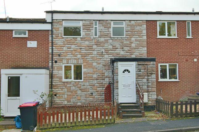 Thumbnail Terraced house for sale in Bridgwood, Brookside, Telford