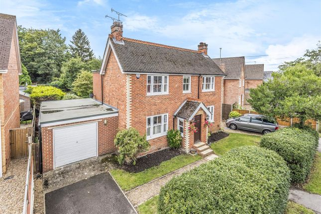 Thumbnail Detached house for sale in Ellis Road, Crowthorne, Berkshire