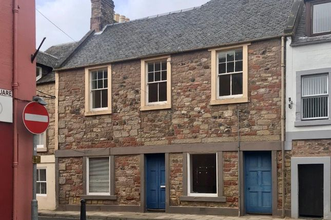 Thumbnail Town house for sale in Golden Square, Duns