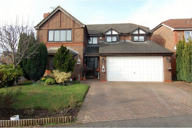 Thumbnail Detached house for sale in Thirlmere, Gamston
