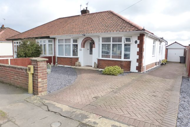 Thumbnail Semi-detached bungalow for sale in Hillcrest Road, Thorpe St. Andrew, Norwich