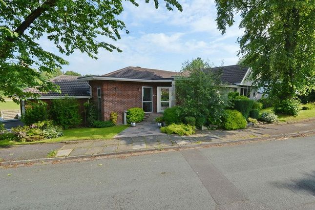 Thumbnail Detached house for sale in Parklands, Whitefield, Manchester