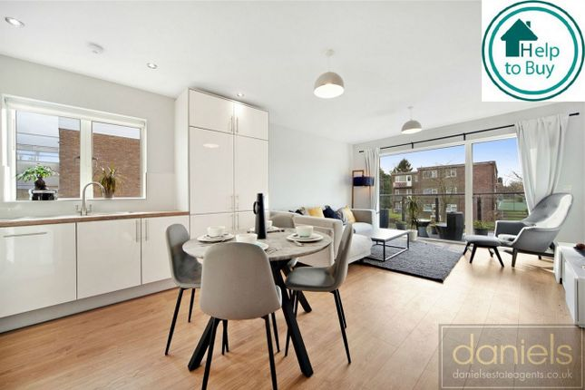 Thumbnail Flat for sale in 12 Harrowdene Road, Wembley, Middlesex