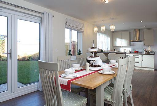 "Thumbnail Detached house for sale in ""Kellingside"" at Kents Green Lane, Winterley, Sandbach"