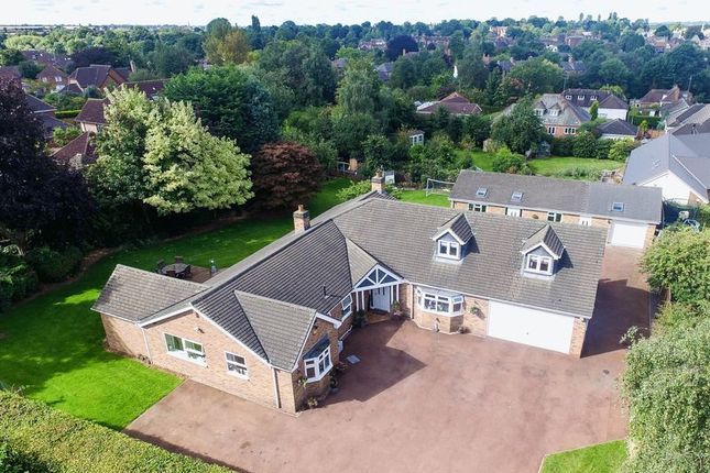 Thumbnail Detached house for sale in Monsom Lane, Repton, Derbyshire, Derby
