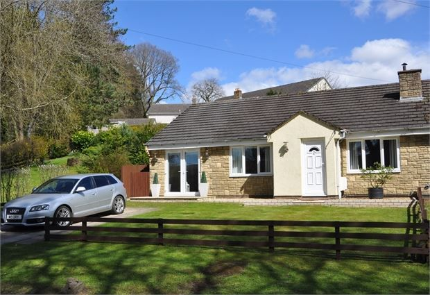 Thumbnail Semi-detached bungalow for sale in Low Byer Park, Alston, Cumbria.