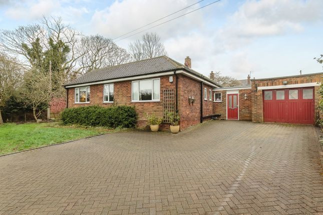 Thumbnail Bungalow for sale in Carleton Road, Pontefract