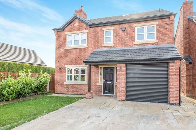 Thumbnail Detached house for sale in Swinston Hill Meadows, Dinnington, Sheffield