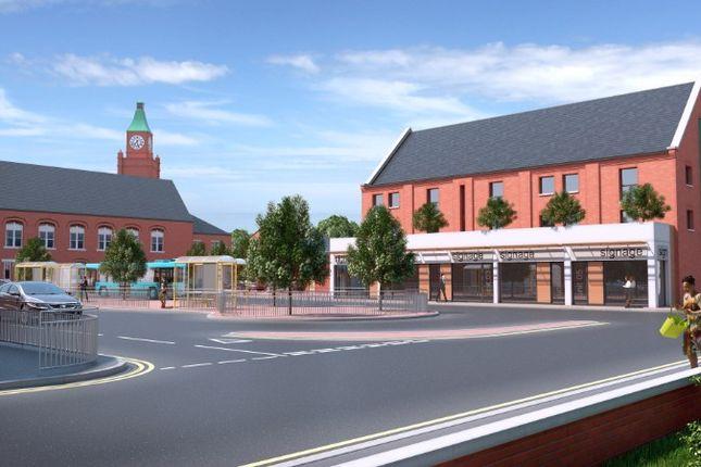 Thumbnail Land for sale in Legh Street, Newton-Le-Willows, Warrington