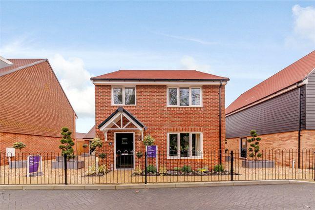 Thumbnail Detached house for sale in Queens Place, Beldam Bridge Road, West End, Surrey