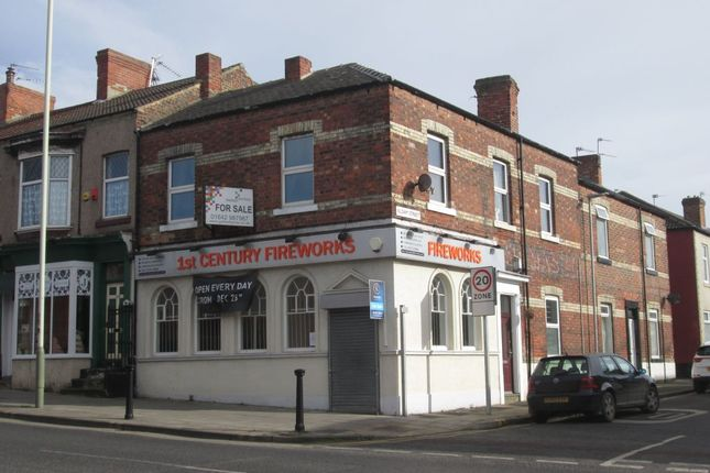 Retail premises for sale in North Road, Darlington