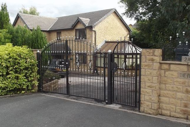Thumbnail Detached house for sale in Brookwater Close, Tottington, Bury
