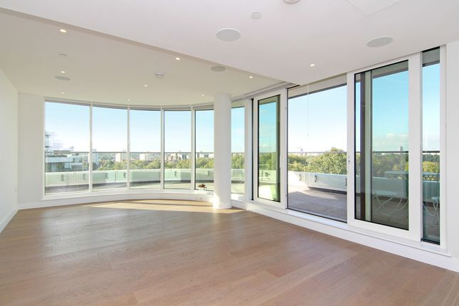 Thumbnail Flat for sale in Vista, Sopwith Way, Chelsea Bridge