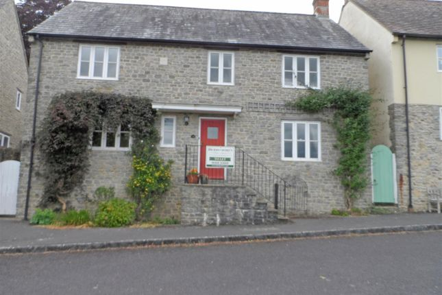 Thumbnail Detached house to rent in Tansee Hill, Thorncombe, Chard