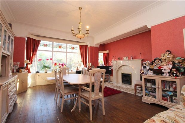 Dining Room of Waterloo Road, Southport PR8