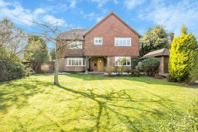Thumbnail Detached house for sale in High Hilden Close, Tonbridge