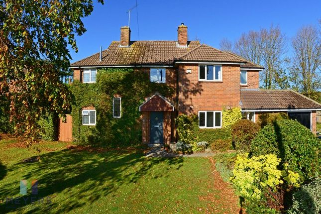 Thumbnail Detached house for sale in Wyvern Road, Dorchester