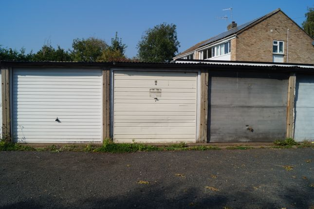 Thumbnail Parking/garage for sale in Abbey Road, Worcester