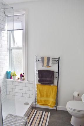 Shower Room of Flat 6, 23 St Annes Road, Eastbourne BN21