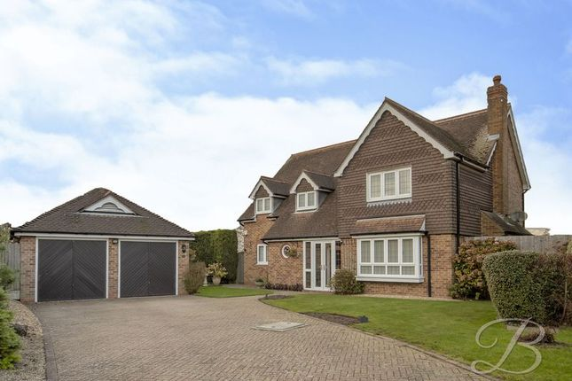 Thumbnail Detached house for sale in Abbeydale Drive, Mansfield