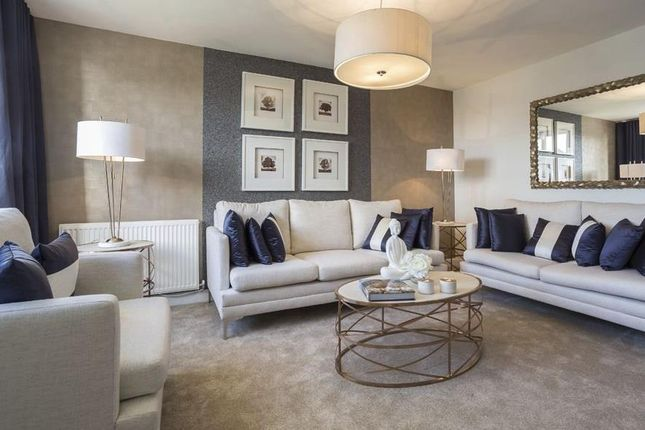 "4 bedroom detached house for sale in ""Fenton"" at Kildean Road, Stirling"