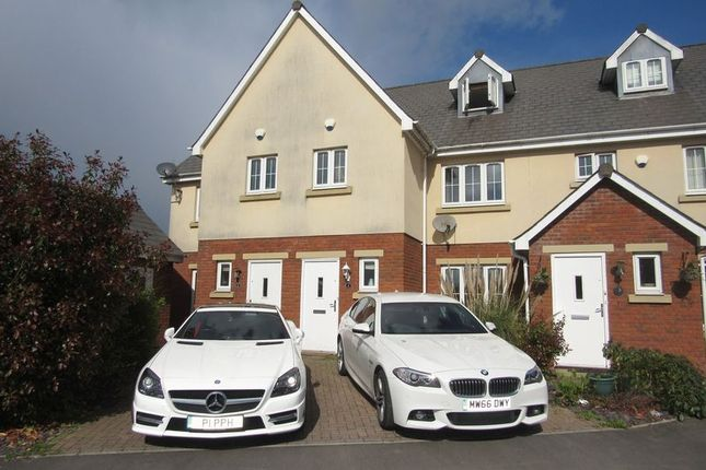 Thumbnail Town house for sale in Sentinel Court, Llandaff, Cardiff
