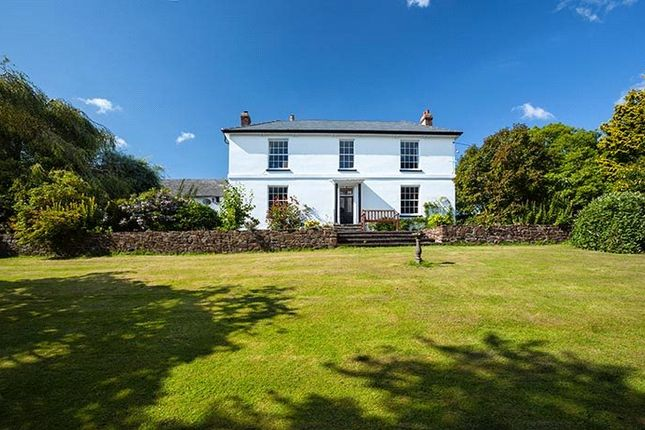 Thumbnail Detached house for sale in Ash Mill, South Molton, Devon
