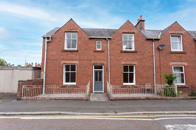 Thumbnail Terraced house for sale in St. Michaels Terrace, Dumfries