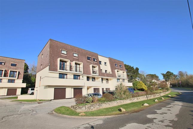 External of Galleon Court, Newquay TR7