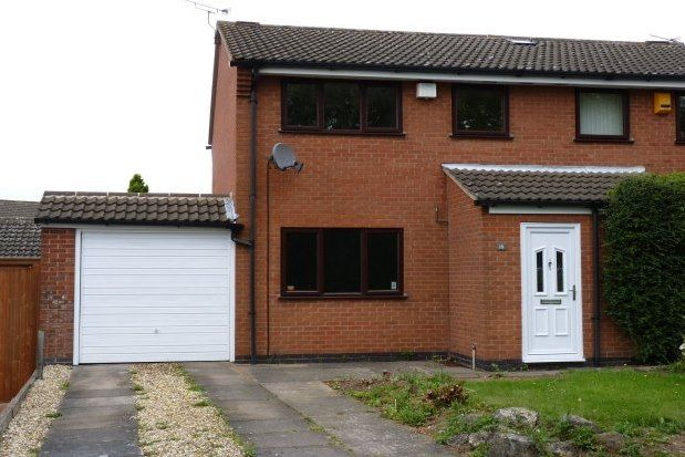 3 bed semi-detached house to rent in Oadby, Leicester LE2