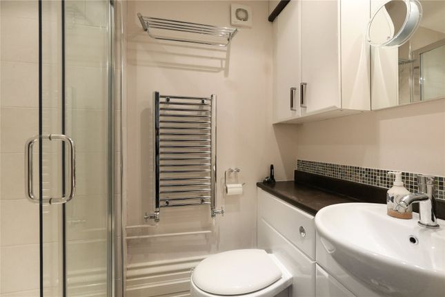 Shower Room of St. Johns Road, Clifton, Bristol BS8